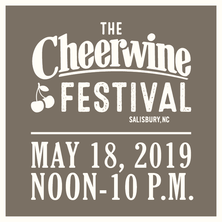 Cheerwine Festival May 19 2018 Noon to 10 p.m.